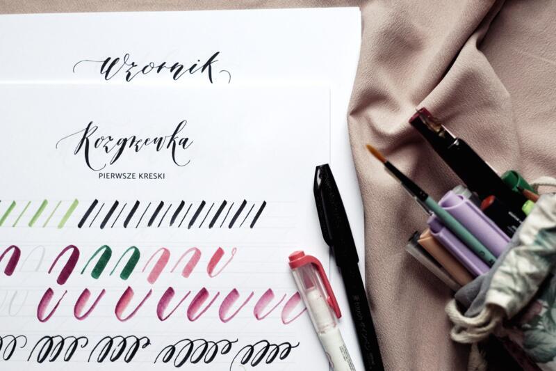 warsztaty kaligrafii